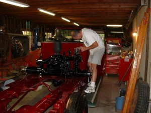1930 Ahrens-Fox Fire Truck – FOR SALE