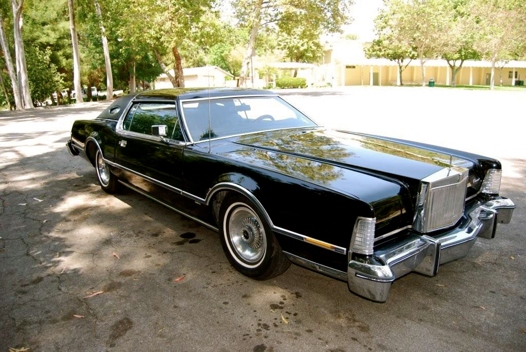 1976 lincoln continental mk iv sold. Black Bedroom Furniture Sets. Home Design Ideas